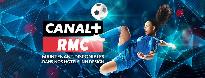 canal+ rcm hotel